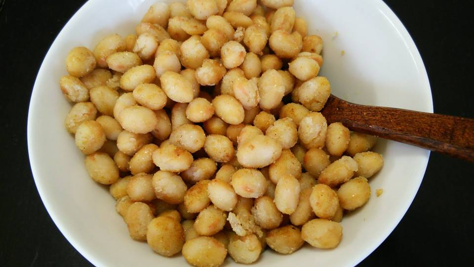 大豆のカリカリ